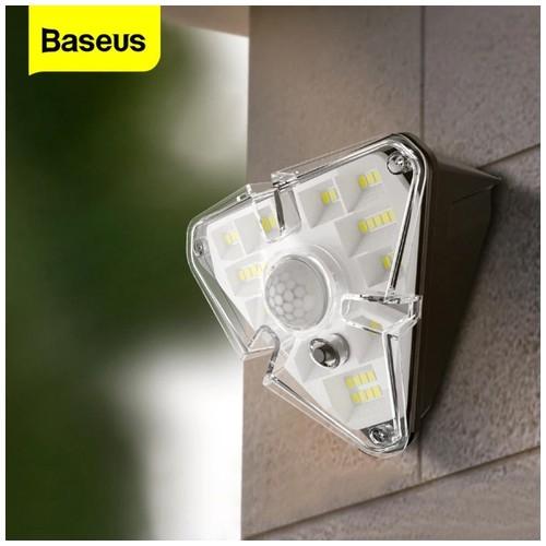 BASEUS DGNEN-A01 LED Solar Lamp With PIR Motion Sensor IPX5 Waterproof