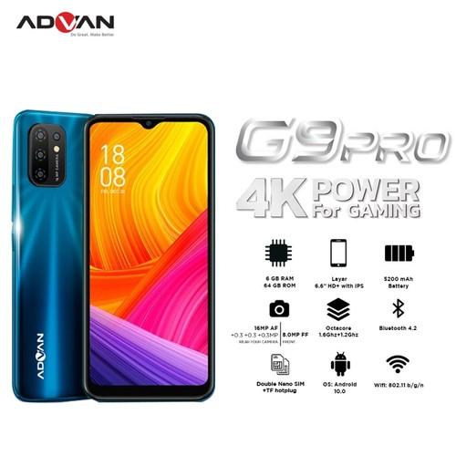 Advan G9 Pro - Blue