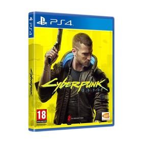 Sony PS4 Cyberpunk 2077