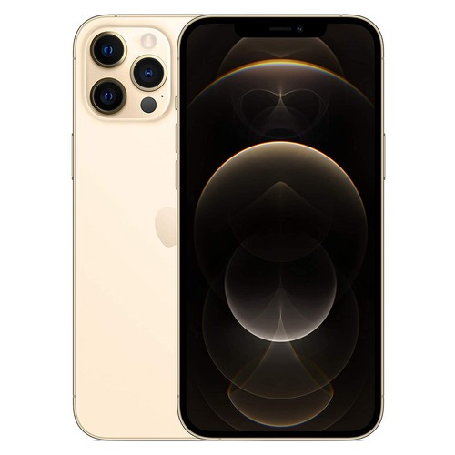 Apple iPhone 12 Pro Max 128GB - Gold