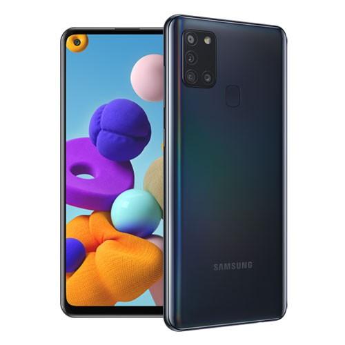 Samsung Galaxy A21s (RAM 6GB/128GB) - Black
