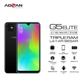 Advan G5 iLite - Black