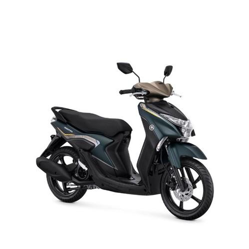 Yamaha Sepeda Motor Gear 125 - Matte Greenish (Banten)