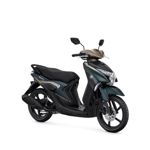 Yamaha Sepeda Motor Gear 125 - Matte Greenish (Bogor)