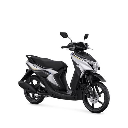 Yamaha Sepeda Motor Gear 125 - Matte Silver (Banten)