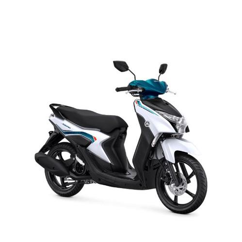 Yamaha Sepeda Motor Gear 125 - Mettalic White (Banten)