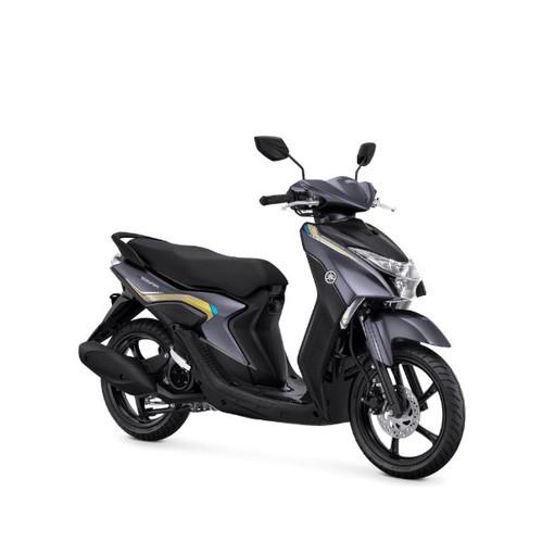 Yamaha Sepeda Motor Gear 125 - Metallic Grey (Banten)