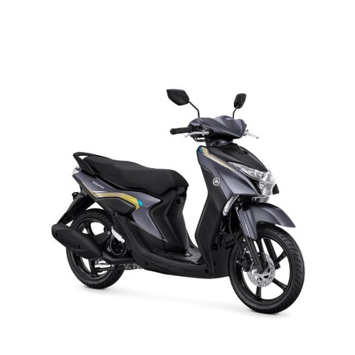 Yamaha Sepeda Motor Gear 125 - Metallic Grey  (Tangerang)