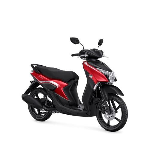 Yamaha Sepeda Motor Gear 125 - Mettalic Red (Banten)