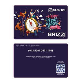 Brizzi BRI Happy New Year -