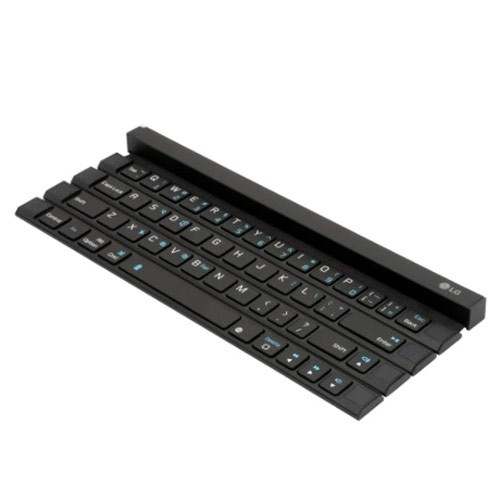 LG Rolly Keyboard KBB-700 - Black