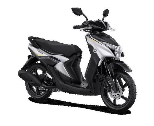 Yamaha Sepeda Motor Gear 125 - Matte Silver (Tangerang)