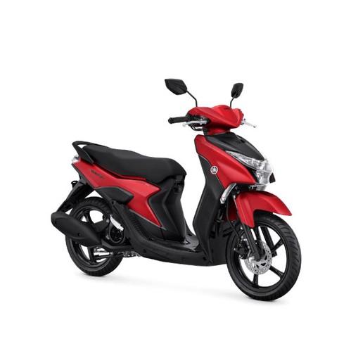 Yamaha Sepeda Motor Gear 125 S - Matte Red (Tangerang)