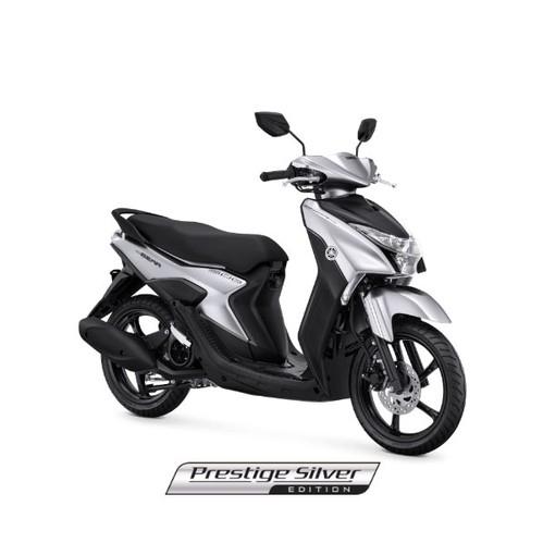 Yamaha Sepeda Motor Gear 125 S - Prestige Silver (Depok & Bekasi)