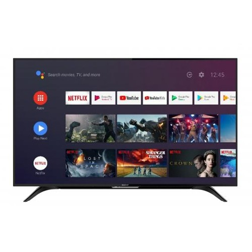 Sharp Android 4K UHD Smart TV 50 inch 4T-C50BK1I