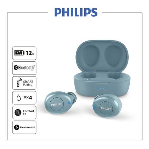 Philips In-ear true wireless headphones TAT2205BL - Blue