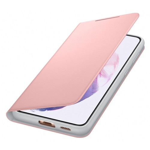 Samsung Galaxy S21+ LED View Cover - Pink (EF-NG996PPEGWW)