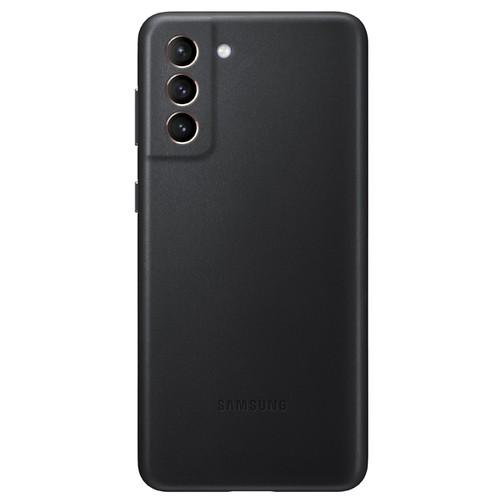 Samsung Galaxy S21+ Leather Cover JDM - Black (EF-VG996LBEGWW)