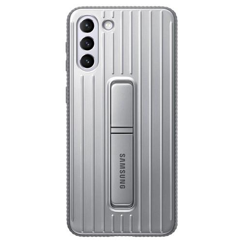 Samsung Galaxy S21+ Protective Standing Cover JDM - Gray (EF-RG996CJEGWW)