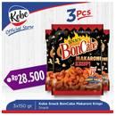 Kobe Snack Boncabe Makaroni