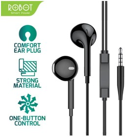 ROBOT RE10 Wired Bass Headp