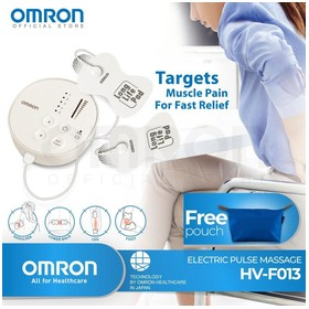 OMRON Pulse Massager HV-F01