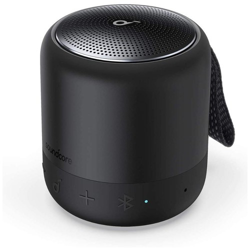ANKER A3119 SoundCore Mini 3 - IPX7 BassUp Pocket Bluetooth Speaker