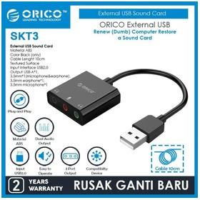 ORICO External USB Sound Ca