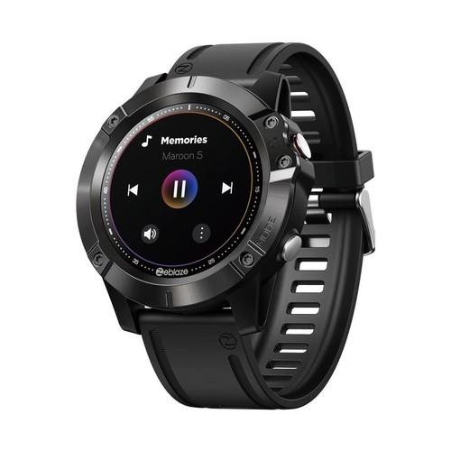 ZEBLAZE VIBE 6 - Bluetooth Calling Smartwatch With Music Player IP67 - Black