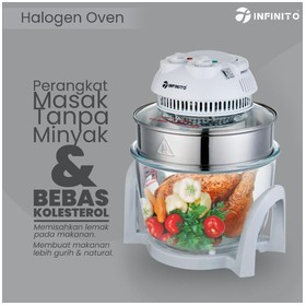 Infinito Halogen Oven