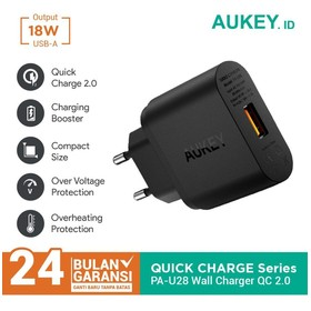 Charger Aukey PA-U28 Turbo