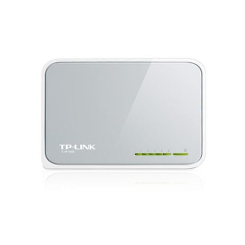 TP-LINK TL-SF1005D: 5-Port 10/100Mbps Desktop Switch
