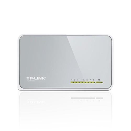 TP-LINK TL-SF1008D : 8-Port 10/100Mbps Desktop Switch