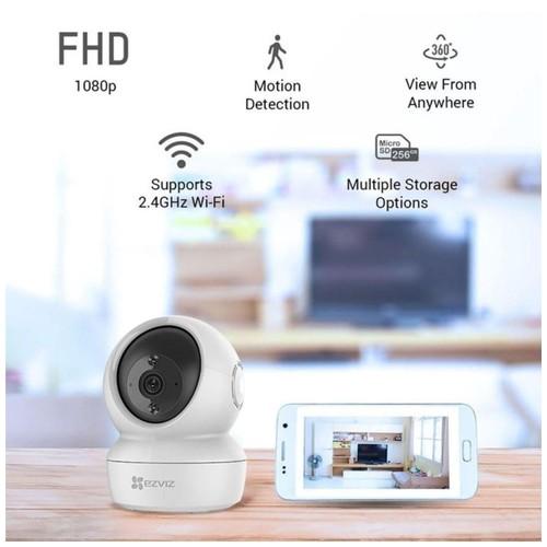 EZVIZ C6N Ip Camera FHD 1080p Pan Tilt Night Vision Motion Smart Tracking PTZ