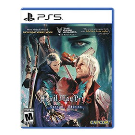 Sony PS5 DEVIL MAY CRY 5 SP