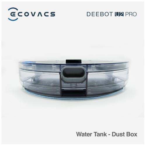 Ecovacs Aksesoris DEEBOT OZMO U2 PRO Water Tank & Dust Bin