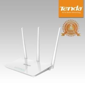 Tenda F3 300Mbps Easy Setup
