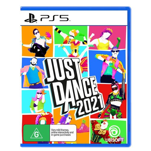 Sony PS5 JUST DANCE 2021 / JUST DANCE21