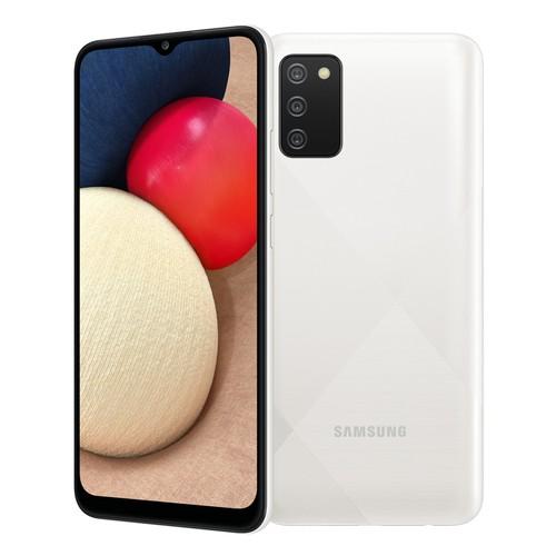 Samsung Galaxy A02s (RAM 3GB/32GB) - White