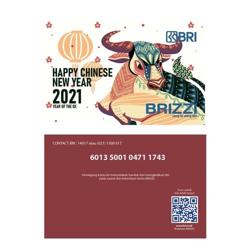 Brizzi Happy Chinese New Year 2021