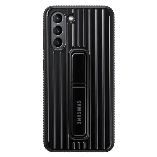 Samsung Galaxy S21 Protective Standing Cover JDM - Black (EF-RG991CBEGWW)