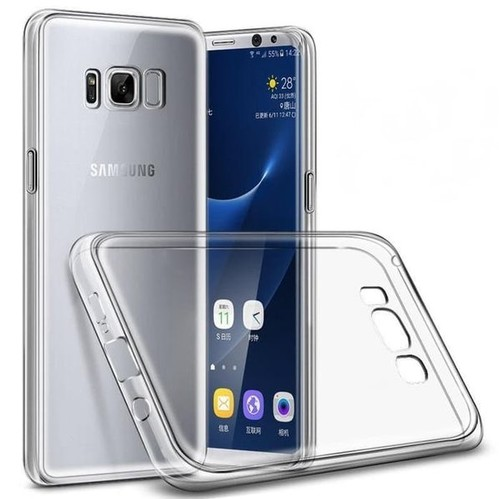 Capdase Soft Jacket Xpose Case Samsung Galaxy S8 Clear SJSGS8-P6C0