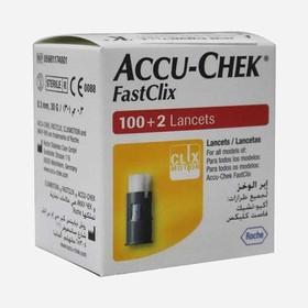 Accu Chek Fastclix 102