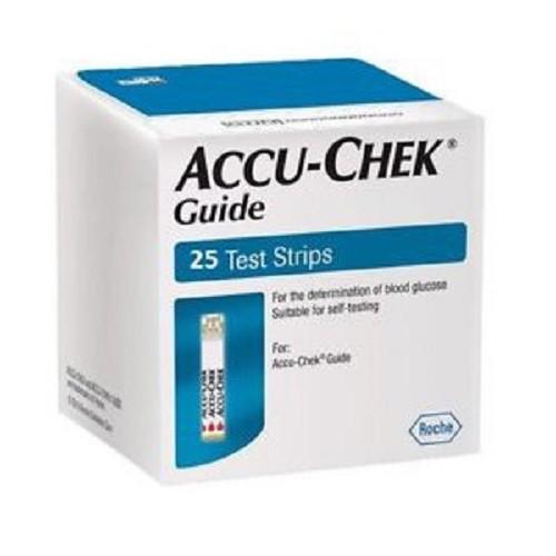 Accu Chek Guide 25 Test Stip