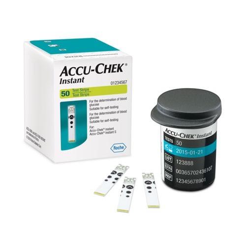 Accu Chek Instant 50 Test Strip