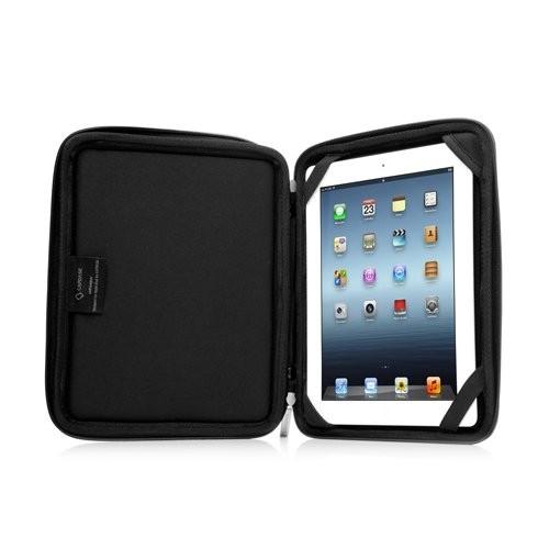 Capdase mKeeper Cozi Tablet Carrying Bag for Apple iPad 4 / iPad 3 / iPad 2 - Black - MKAPIPAD3-C001