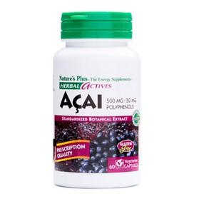 Natures Plus Acai - 500 mg