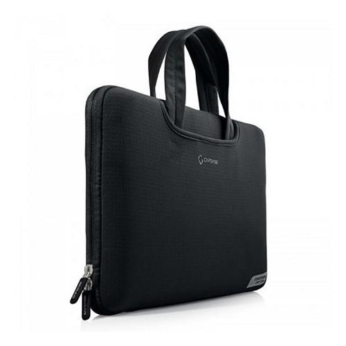 Capdase Tas Macbook/Laptop 12 Inch Universal Model Caria PK00M120-C001 - Black
