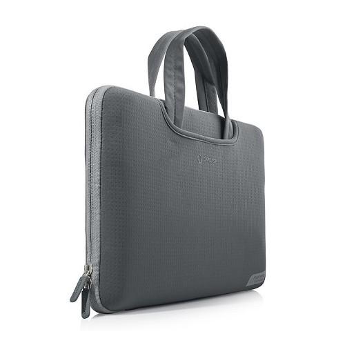 Capdase Tas Macbook/Laptop 12 Inch Universal Model Caria PK00M120-C00G - Gray
