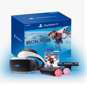 Sony Playstation VR Marvel'
